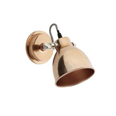 Copper - aplique en color cobre