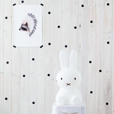 Quitamiedos Infantil Miffy