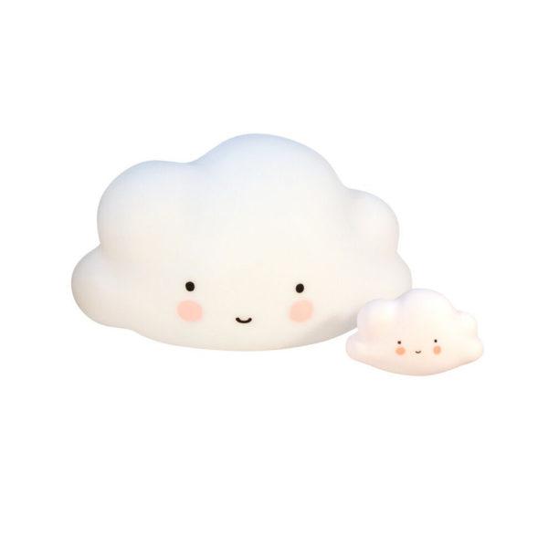 Luz quitamiedos - infantil - nube