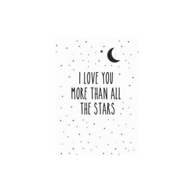 Lámina - I love you more
