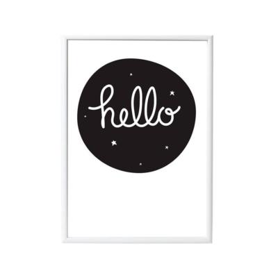 Lámina - Hello