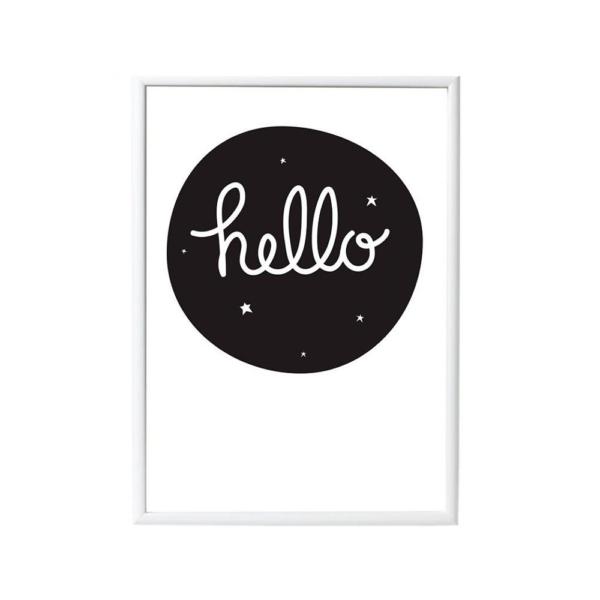 Lámina – Hello