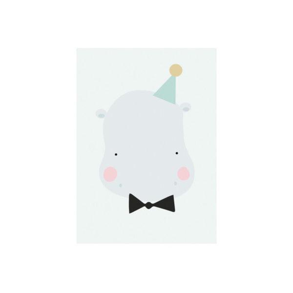 Lámina - hippo