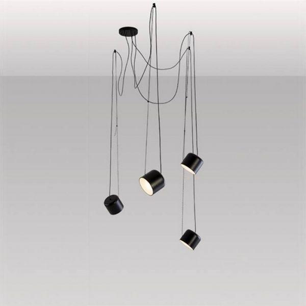 Colgante Tailor - 4 luces