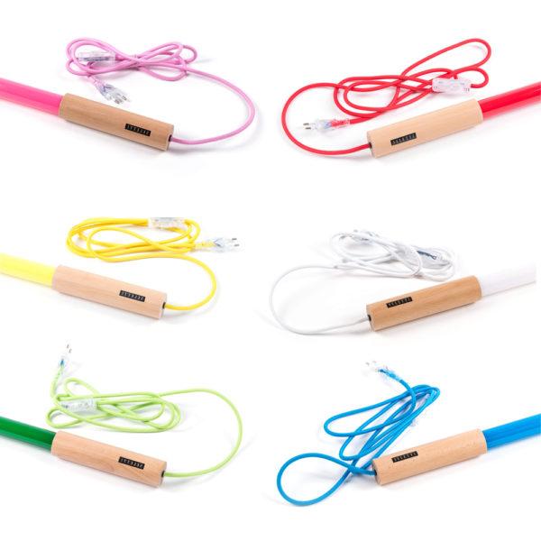 Lámpara Jedai - 6 colores