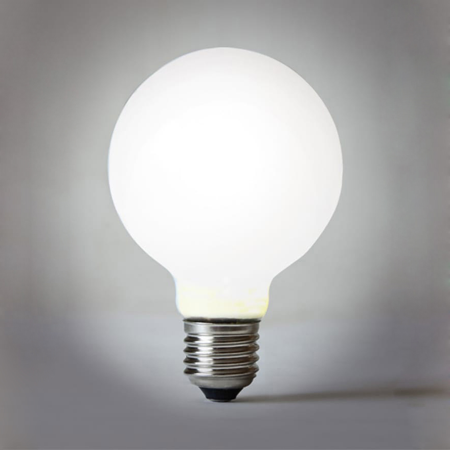 Bombilla e27 4w de led luz c lida - Bombillas de led ...