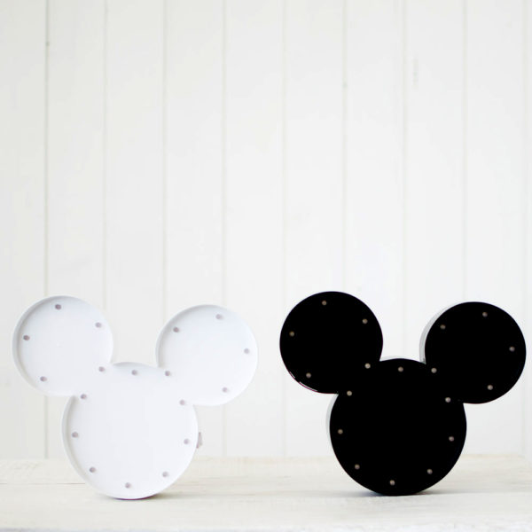Mickey luminoso