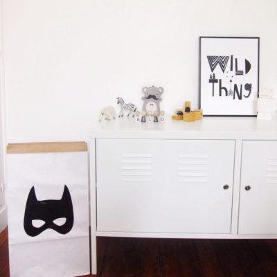 bolsa-de-papel-batman-superheroe-almacenaje-organizacion-ninos-habitacion-infantil-guardar-los-juguetes-zaragoza-liderlamp-1