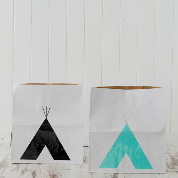 Bolsa de papel tipi – S