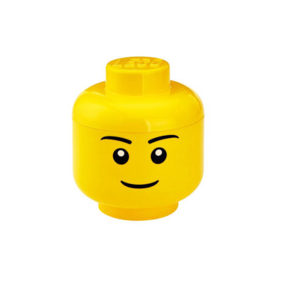 LEGO - cabeza almacenaje