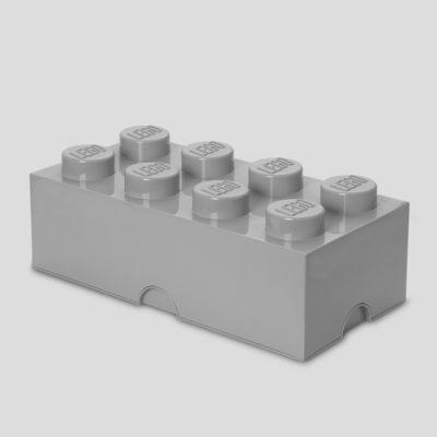 Lego Pieza grande – gris