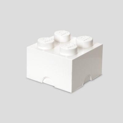 Lego Pieza pequeña - blanca