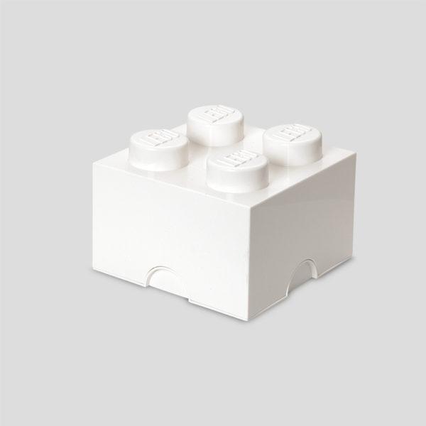 Lego Pieza pequeña – blanca