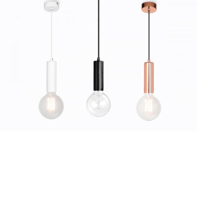 Colgante Garland - 6981 - Estilo retro - vintage - bombilla antigua - Massmi - Liderlamp - Diseño minimalista - Lámparas online - Zaragoza - ilumina tus sueños