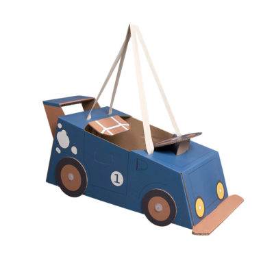 Disfraz coche – coche de cartón – coche azul – Mister Tody – Cosplay – Carnaval – Juegos – Cumpleaños infantil – Liderlamp – Regalo niños – Ilumina tus sueños (1)