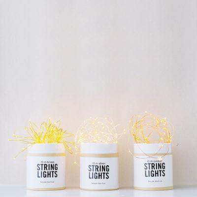 Guirnaldas de luz LED - 10 metros - House Doctor - Liderlamp - ilumina tus sueños (6)