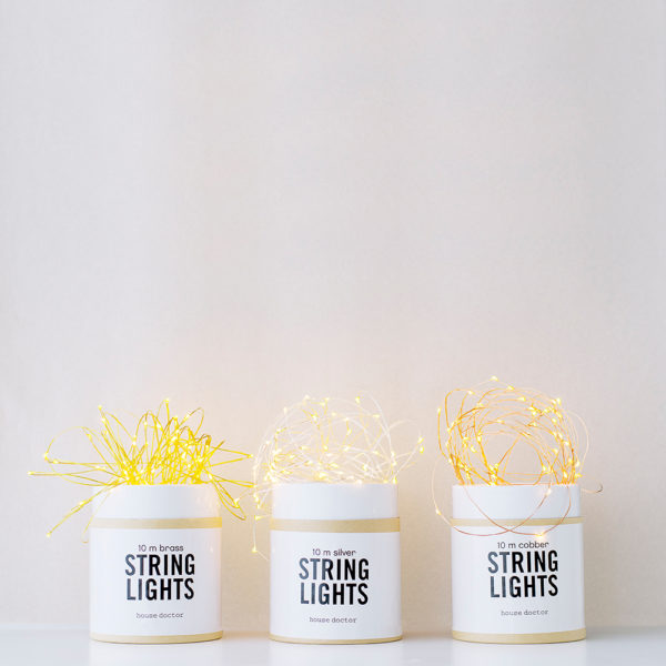 Guirnaldas de luz LED – 10 metros – House Doctor – Liderlamp – ilumina tus sueños (8)