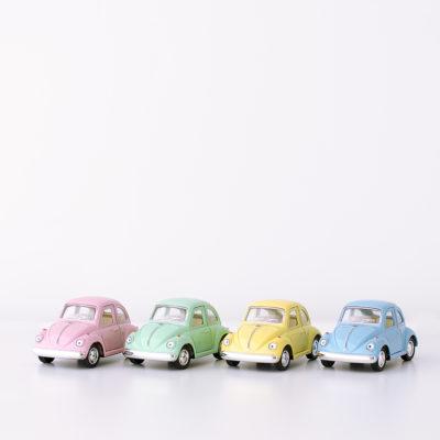 Volkswagen Beetle - clásico 1967 - coche de juguete - Liderlamp (6)
