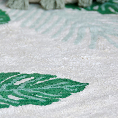 Alfombra – Tropical green – botanica – greenery – Liderlamp (13)