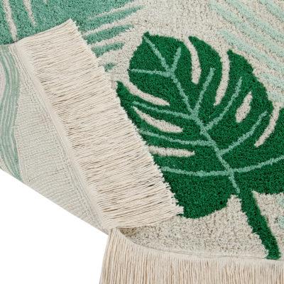 Alfombra – Tropical green – botanica – greenery – Liderlamp (4)