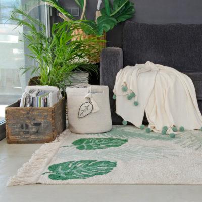 Alfombra – Tropical green – botanica – greenery – Liderlamp (9)