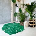 Alfombra – hoja de monstera – decoración tropical – greenery – Liderlamp (8)