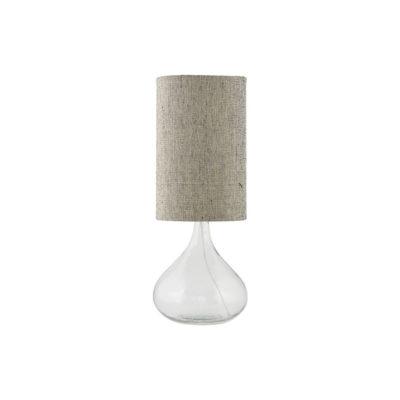 Sobremesa Jute - Cristal y yute - House Doctor - Liderlamp (2)