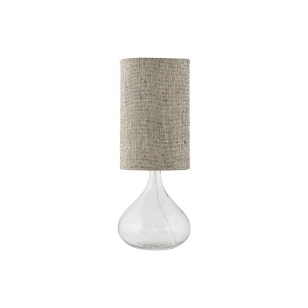Sobremesa Jute – Cristal y yute – House Doctor – Liderlamp (3)