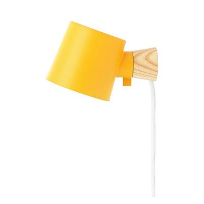 Aplique Rise - amarillo - Normann Copenhague - Liderlamp (4)