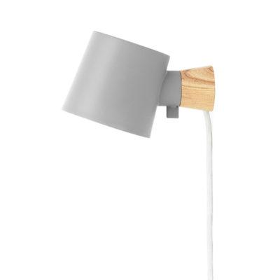 Aplique Rise - gris - Normann Copenhague - Liderlamp (1)