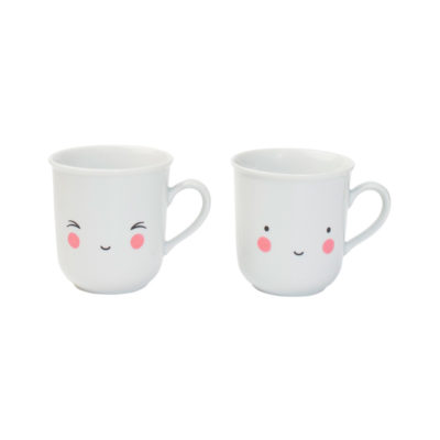 SET DE TAZAS DE TÉ - FUN - PORCELANA - FIESTA DEL TÉ - A LITTLE LOVELY COMPANY - LIDERLAMP (2)