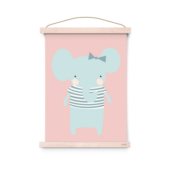 Lamina decoracion infantil – Poster – Olly Molly – Liderlamp (2)