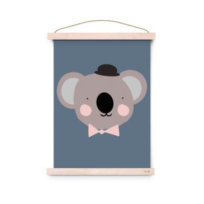 Lamina decoracion infantil - Poster - Sir Koala - Liderlamp (2)