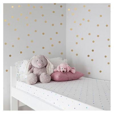 Vinilos decorativos – mini topos – decoración infantil – Liderlamp (15)