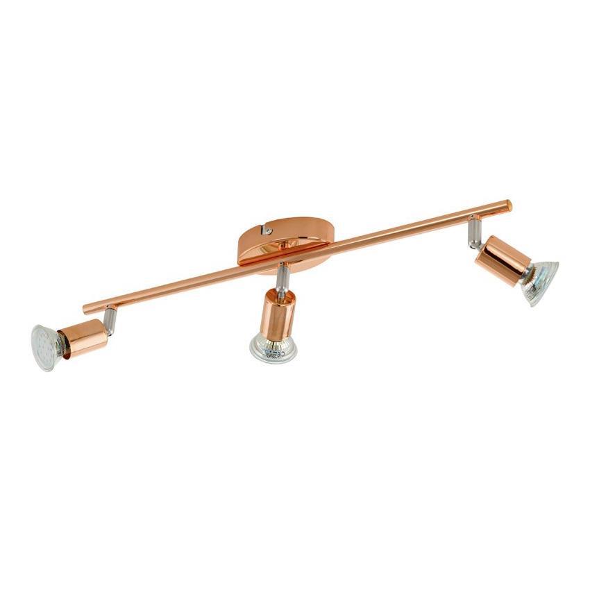 Buzz copper focos para techo y pared liderlamp - Focos para techos ...