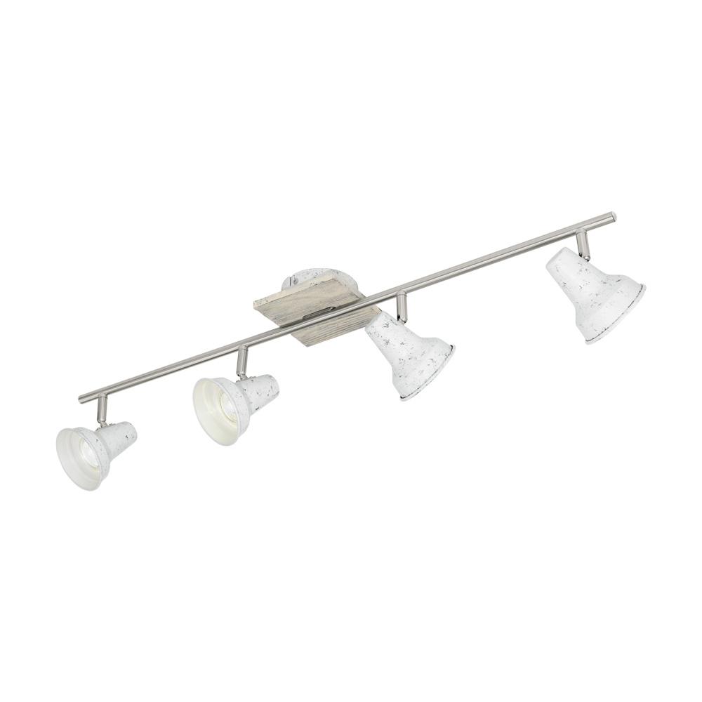 Filipina focos r sticos para techo y pared liderlamp - Focos para techo ...