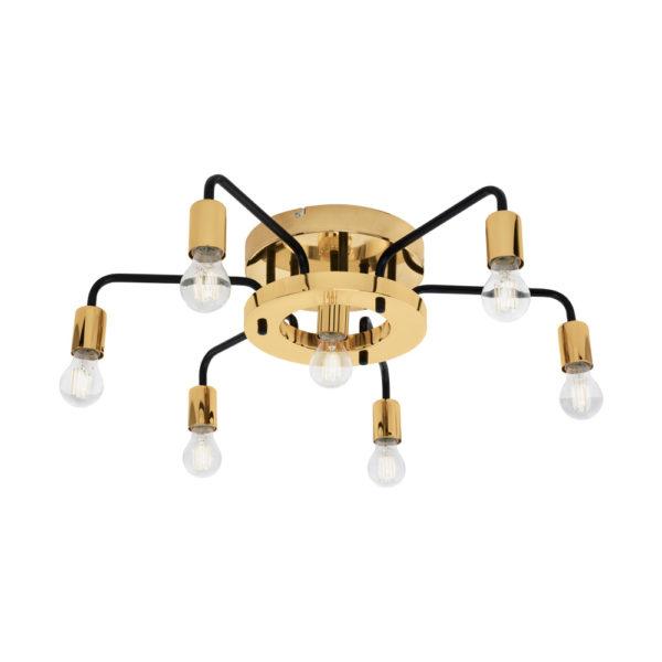 Lampara Paltas – lampara de techo – bombillas colgantes – Liderlamp (2)