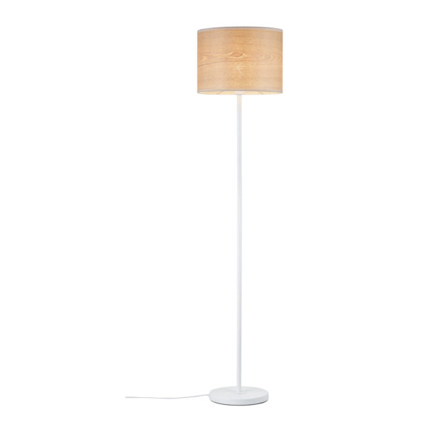 Pie de salon Neordic Neta – lámpara de pie – madera – Liderlamp (2)