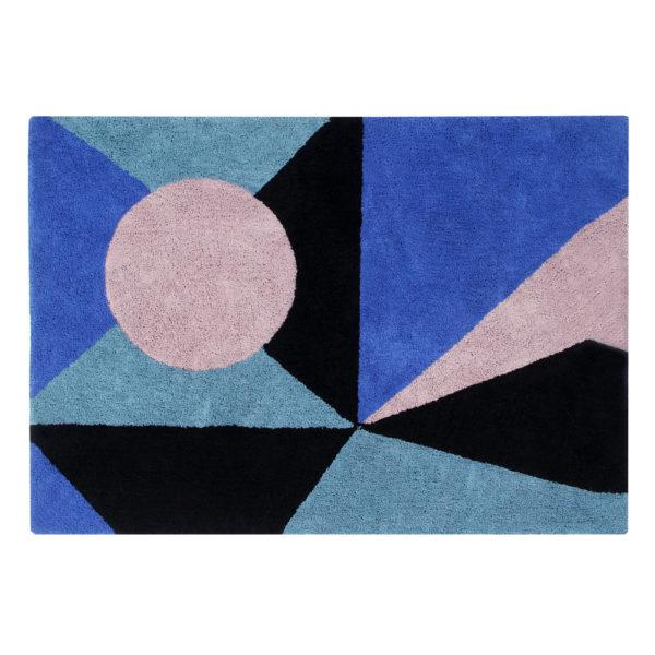 Alfombra Geometrica rosa – Lorena Canals – decoracion infantil – Liderlamp (4)