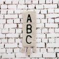 Colgante de pared – ABC – Algodon – decoracion textil – Liderlamp (5)
