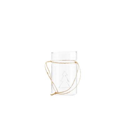 Farolillo de cristal - porta velas - Madam Sloltz - Liderlamp