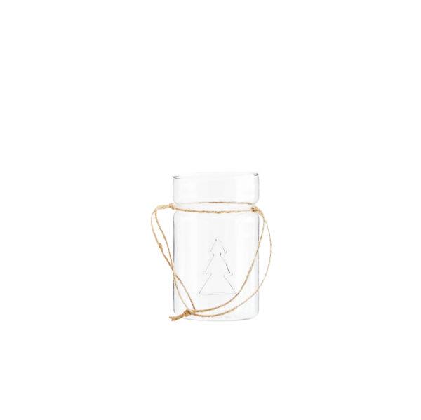 Farolillo de cristal – porta velas – Madam Sloltz – Liderlamp