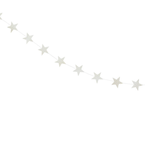 Guirnalda de estrellas de papel – Madam Sloltz – Liderlamp