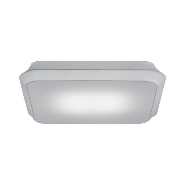 Plafón cuadrado Cloud – lámpara de techo – textil y metal – Liderlamp (1)
