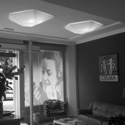 Plafon Halley – diamante asimetrico – techo y pared – Liderlamp (1)