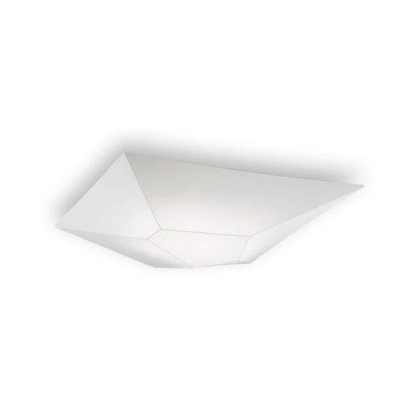 Plafon Halley – diamante asimetrico – techo y pared – Liderlamp (4)