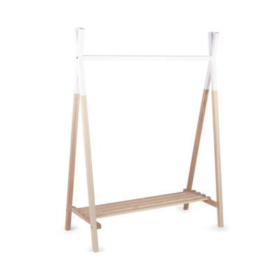 Armario tipi - habitación infantil - madera natural - Liderlamp