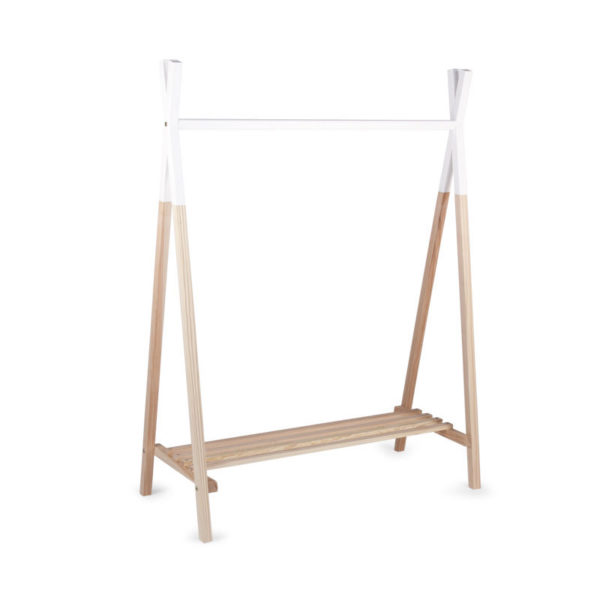 Armario tipi – habitacion infantil – madera natural – Liderlamp (1)