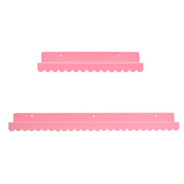 Balda metal rosa – decoración infantil – Land of Kids – Liderlamp (5)
