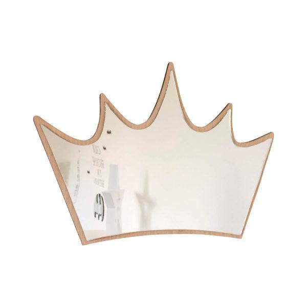 Espejo acrílico – Corona – Decoración infantil – Maseliving – Liderlamp (1)